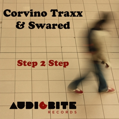 "Corvino Traxx & Swared ""Step 2 Step"" EP is out now exclusively at Beatport!"