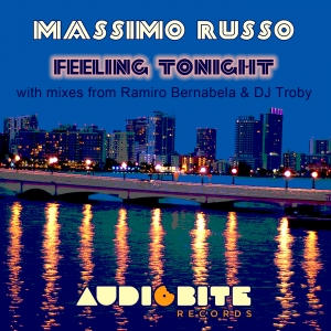 "Massimo Russo ""Feeling Tonight"" EP is out now exclusively at Beatport!"